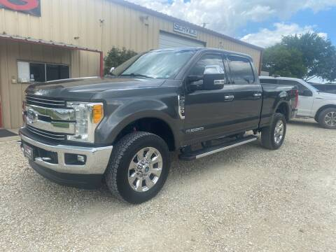 2017 Ford F-250 Super Duty for sale at Gtownautos.com in Gainesville TX