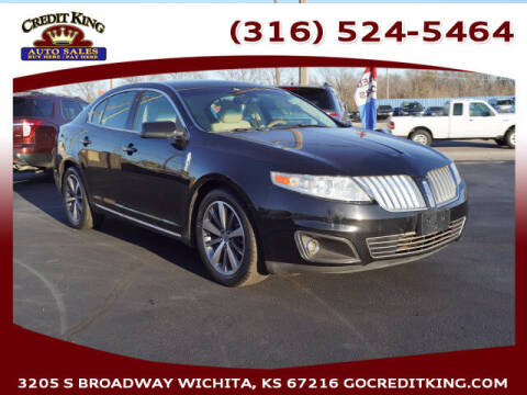 2009 Lincoln MKS for sale at Credit King Auto Sales in Wichita KS