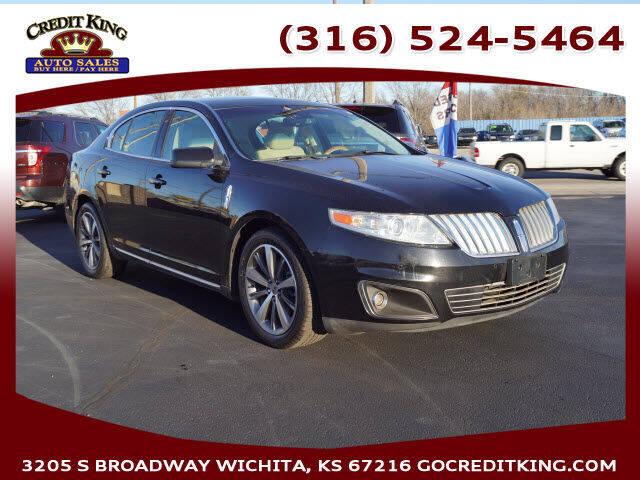 2009 Lincoln MKS for sale at Credit King Auto Sales in Wichita KS