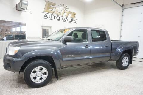 2013 Toyota Tacoma for sale at Elite Auto Sales in Ammon ID