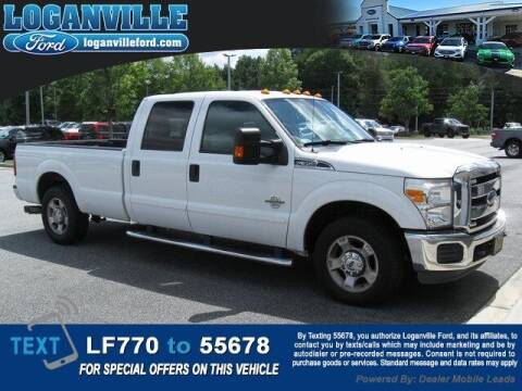 2014 Ford F-350 Super Duty for sale at Loganville Ford in Loganville GA