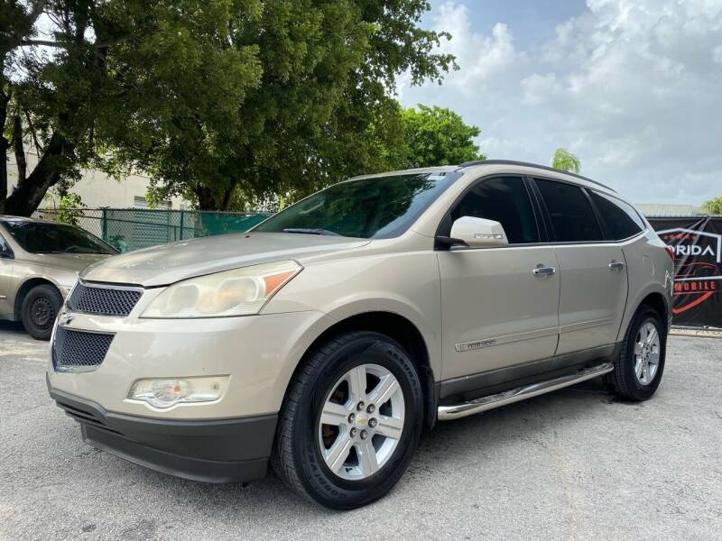 2009 Chevrolet Traverse for sale at Florida Automobile Outlet in Miami FL