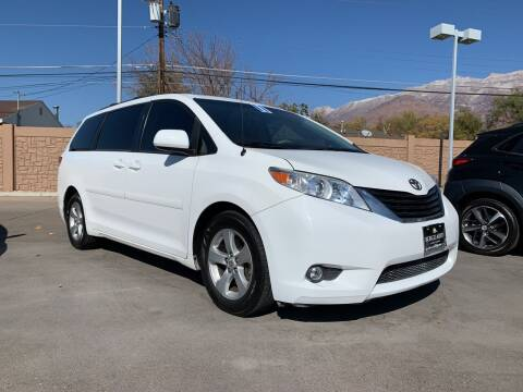 2011 Toyota Sienna for sale at Berge Auto in Orem UT