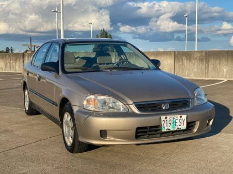 2000 Honda Civic for sale at Rave Auto Sales in Corvallis OR
