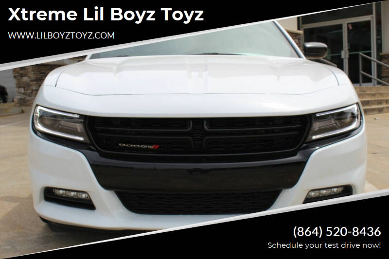 2018 Dodge Charger for sale at Xtreme Lil Boyz Toyz in Greenville SC