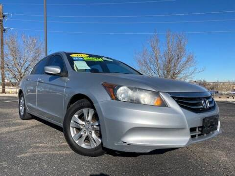 2012 Honda Accord for sale at UNITED Automotive in Denver CO