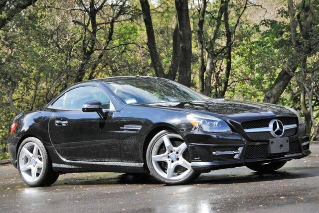2013 Mercedes-Benz SLK for sale at VSTAR in Walnut Creek CA