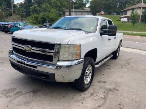 2010 Chevrolet Silverado 2500HD for sale at North Knox Auto LLC in Knoxville TN