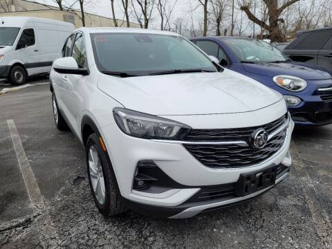 2020 Buick Encore GX for sale at AW Auto & Truck Wholesalers  Inc. in Hasbrouck Heights NJ