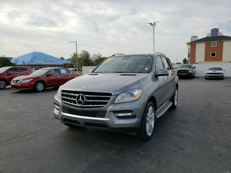 2015 Mercedes-Benz M-Class for sale in Colorado Springs, CO
