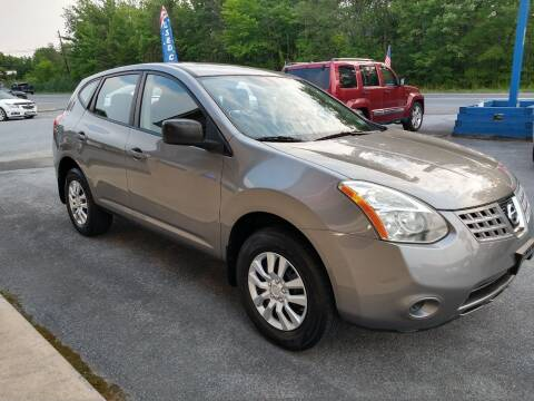 2008 Nissan Rogue for sale at 100 Motors in Bechtelsville PA