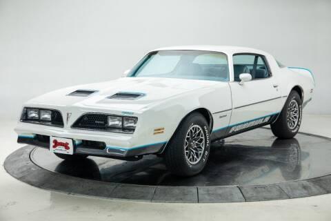 1978 Pontiac Firebird for sale at Duffy's Classic Cars in Cedar Rapids IA