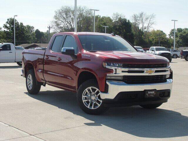 2021 Chevrolet Silverado 1500 for sale in Storm Lake, IA