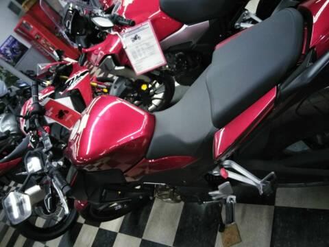 2018 Honda CB300 for sale at Irv Thomas Honda Suzuki Polaris in Corpus Christi TX