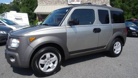 2003 Honda Element for sale at Driven Pre-Owned in Lenoir NC