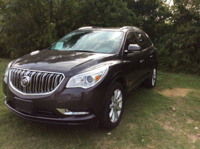 2015 Buick Enclave for sale at Allen Motor Co in Dallas TX