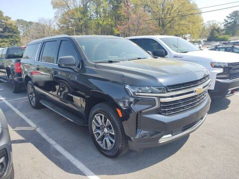 2021 Chevrolet Suburban for sale at Moke America of Virginia Beach in Virginia Beach VA