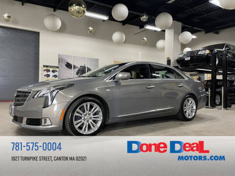 2019 Cadillac XTS for sale at DONE DEAL MOTORS in Canton MA
