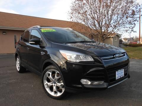 2015 Ford Escape for sale at McKenna Motors in Union Gap WA