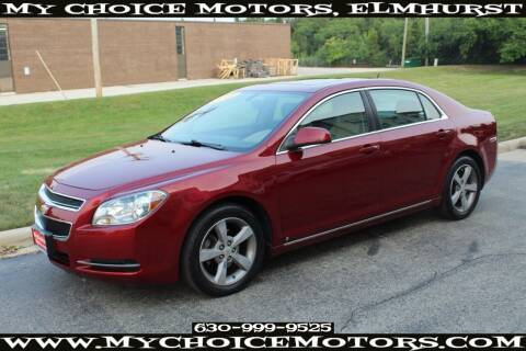 2009 Chevrolet Malibu for sale at Your Choice Autos - My Choice Motors in Elmhurst IL