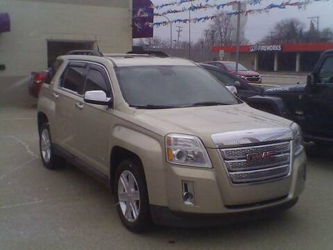 2012 GMC Terrain for sale at Fred Elias Auto Sales in Center Line MI