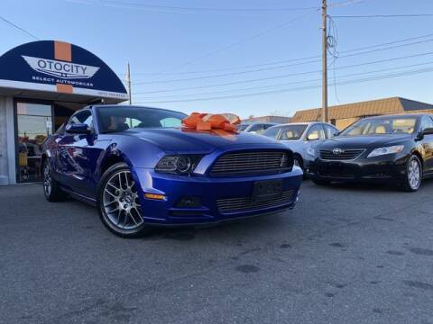 2013 Ford Mustang for sale at OTOCITY in Totowa NJ