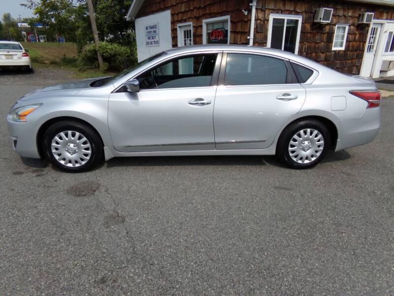2014 Nissan Altima for sale at Trade Zone Auto Sales in Hampton NJ