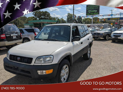 1999 Toyota RAV4 for sale at Good To Go Motors in Lancaster OH