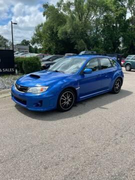 2014 Subaru Impreza for sale at Station 45 Auto Sales Inc in Allendale MI