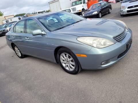 2004 Lexus ES 330 for sale at JG Motors in Worcester MA