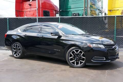 2016 Chevrolet Impala for sale at MATRIX AUTO SALES INC in Miami FL