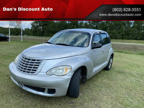 2006 Chrysler PT Cruiser for sale at Dan's Discount Auto in Gaston SC