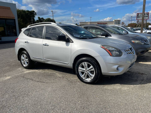 2015 Nissan Rogue Select for sale at Ron's Used Cars in Sumter SC