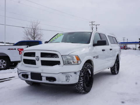 2015 RAM Ram Pickup 1500 for sale at FOWLERVILLE FORD in Fowlerville MI