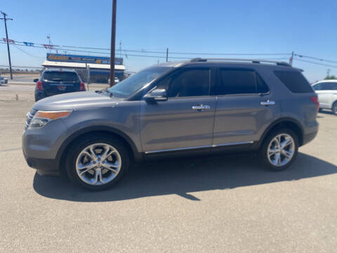 2014 Ford Explorer for sale at First Choice Auto Sales in Bakersfield CA