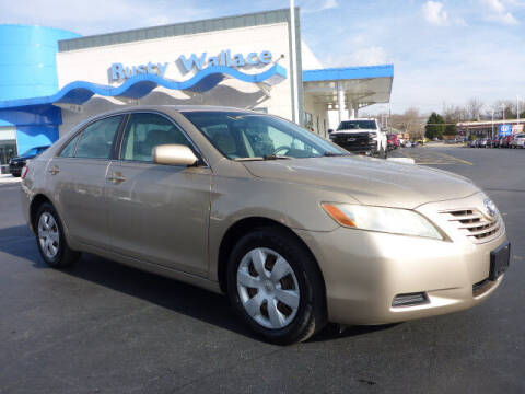 2009 Toyota Camry for sale at RUSTY WALLACE HONDA in Knoxville TN