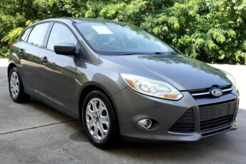 2012 Ford Focus for sale at CU Carfinders in Norcross GA