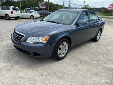 2010 Hyundai Sonata for sale at Autoway Auto Center in Sevierville TN