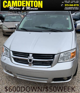 2008 Dodge Grand Caravan for sale at Camdenton Motors & Marine in Camdenton MO