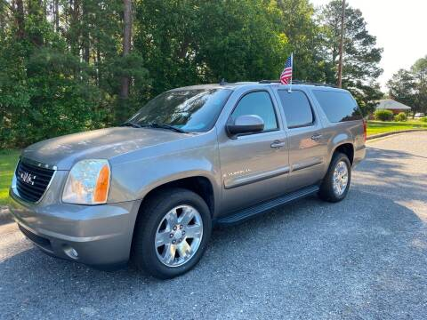 2007 GMC Yukon XL for sale at Robert Sutton Motors in Goldsboro NC