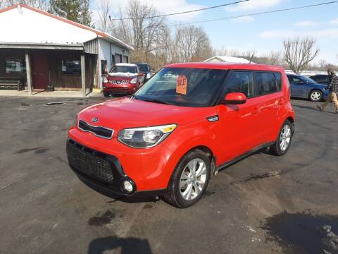 2016 Kia Soul for sale at Best Buy Auto Sales in Midland OH