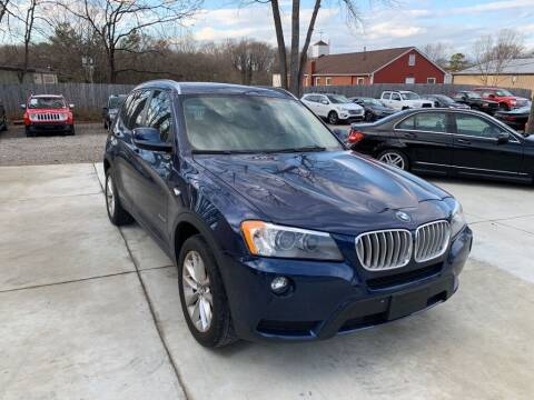 2013 BMW X3 for sale at Carflex Auto in Charlotte NC