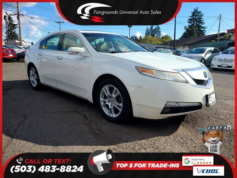 2009 Acura TL for sale at Universal Auto Sales in Salem OR
