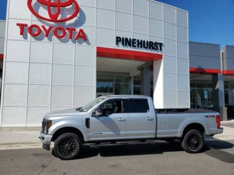 2019 Ford F-250 Super Duty for sale at PHIL SMITH AUTOMOTIVE GROUP - Pinehurst Toyota Hyundai in Southern Pines NC
