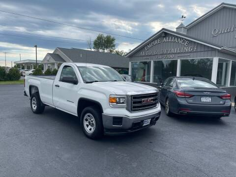2015 GMC Sierra 1500 for sale at Empire Alliance Inc. in West Coxsackie NY