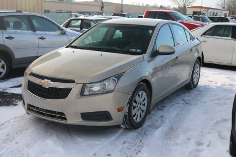 2011 Chevrolet Cruze for sale at JT AUTO in Parma OH