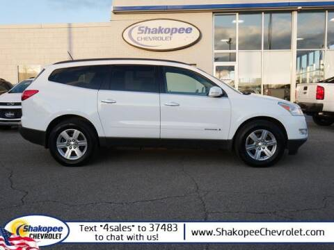 2009 Chevrolet Traverse for sale at SHAKOPEE CHEVROLET in Shakopee MN