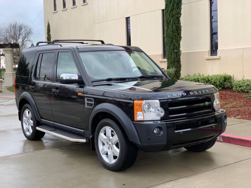2007 Land Rover LR3 for sale at Auto King in Roseville CA