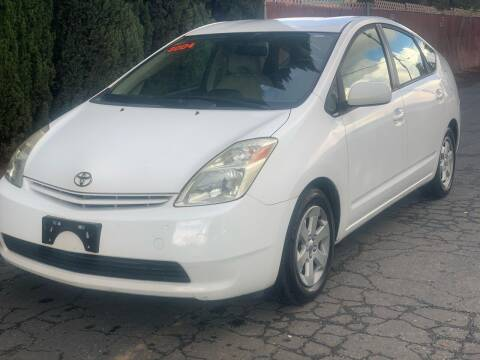 2004 Toyota Prius for sale at River City Auto Sales Inc in West Sacramento CA