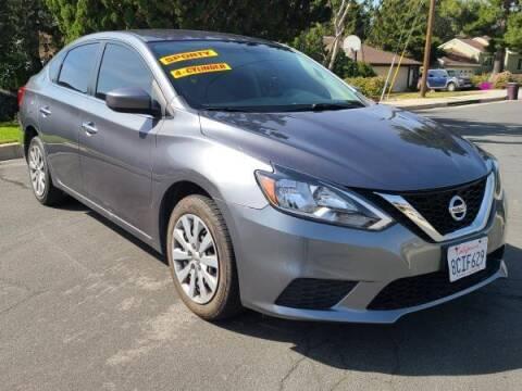 2017 Nissan Sentra for sale at CAR CITY SALES in La Crescenta CA